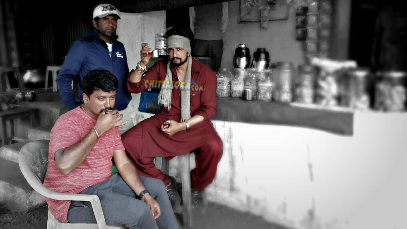 the villain shooting image in chikkamangalur