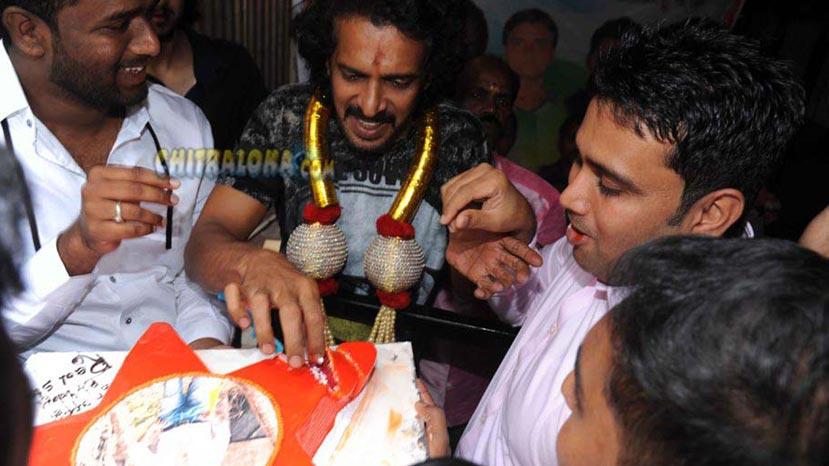 upendra celebrates his birthday