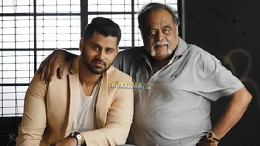 abhishek ambareesh's movie muhurtha
