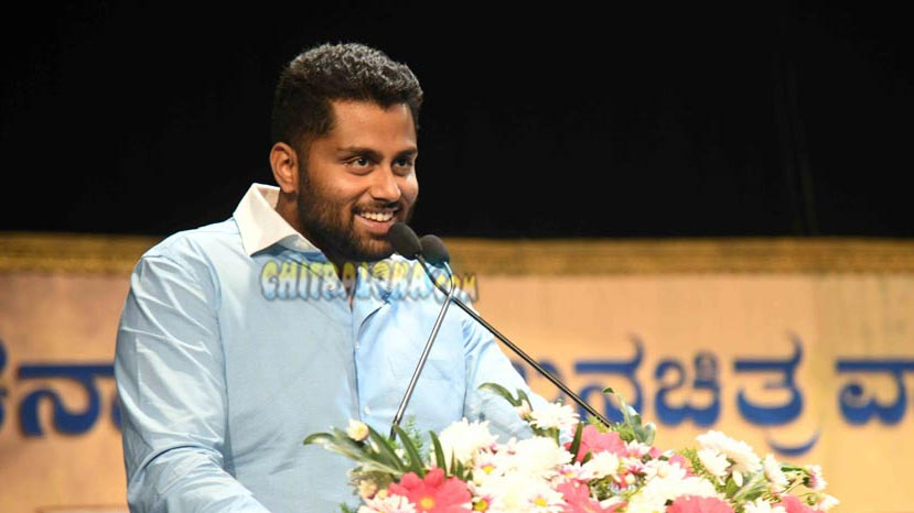 abishek talks about his mother, debut movie and ambareesh