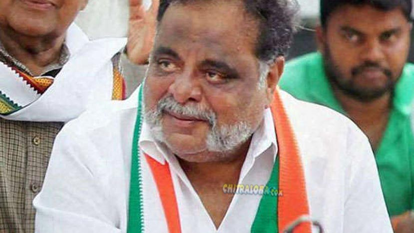ambi not contesting for elections