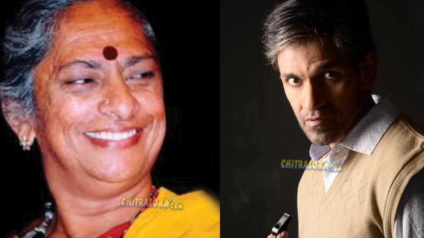 b jayashree to play raghavendra rajkumar;s mother
