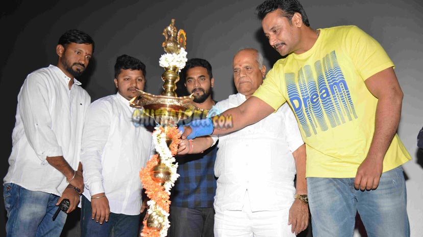 bharate teaser launched by darshan