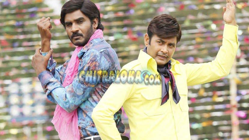 chikkanna also a producer for rambo 2