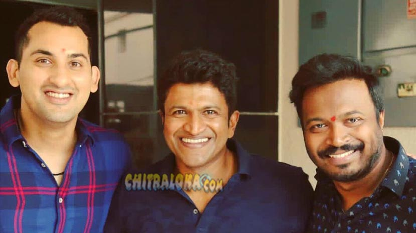 puneeth starts new movie under prk productions