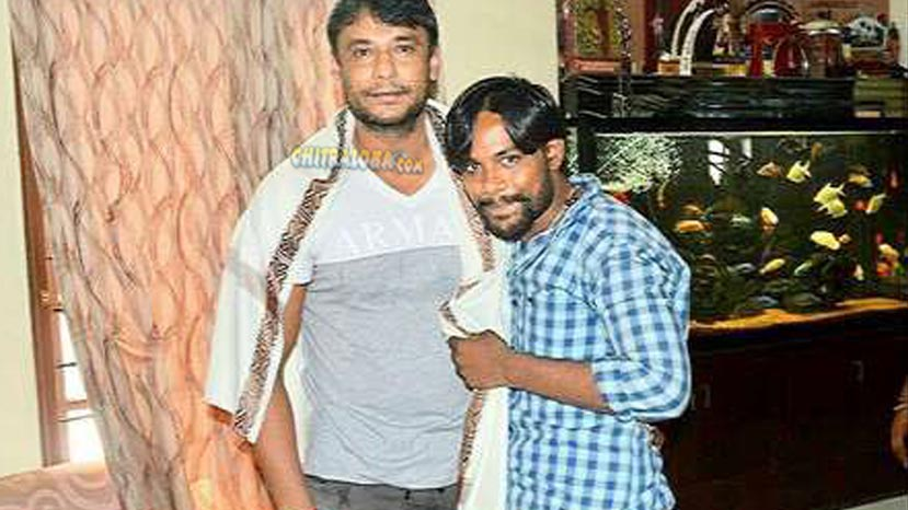 darshan fan revanth in death bed