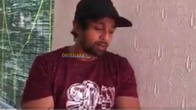 dhruva sarja's important message to fans