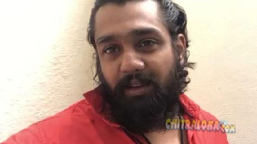 dhruva sarja in new look for pogaru