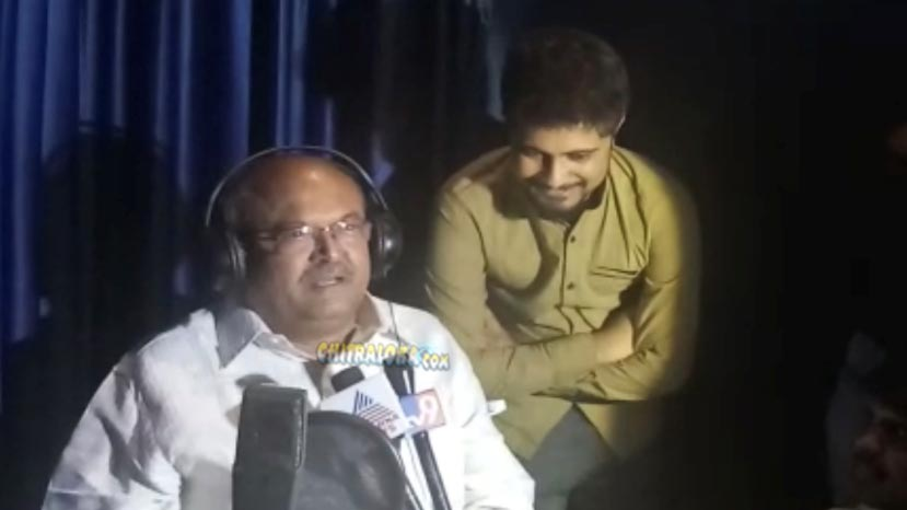 hm revanna dubs for mla