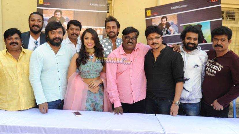 dayal's new movie launch
