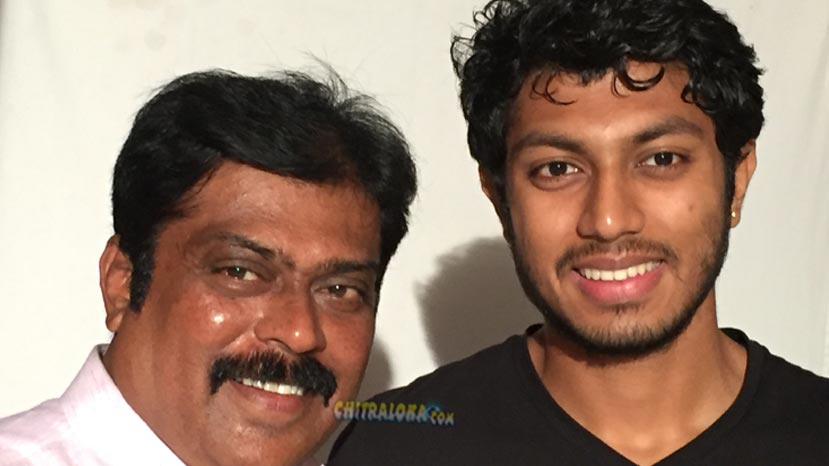 k manju's son to enter films