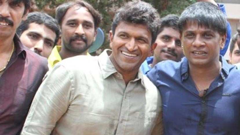 puneeth rajkumar to watch kanaka