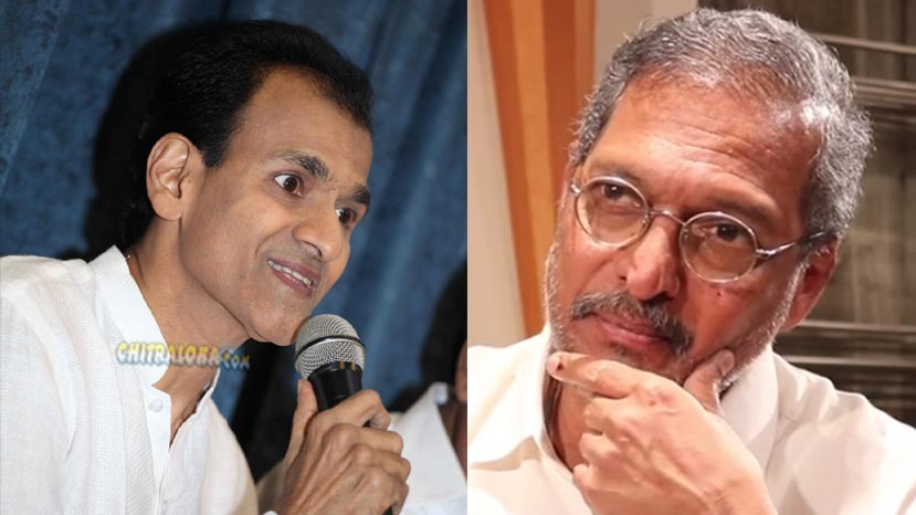 will raghavendra rajkumar, nana patekar act together