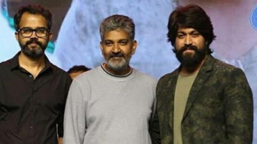 is rajamouli the reason for kgf to go pan india