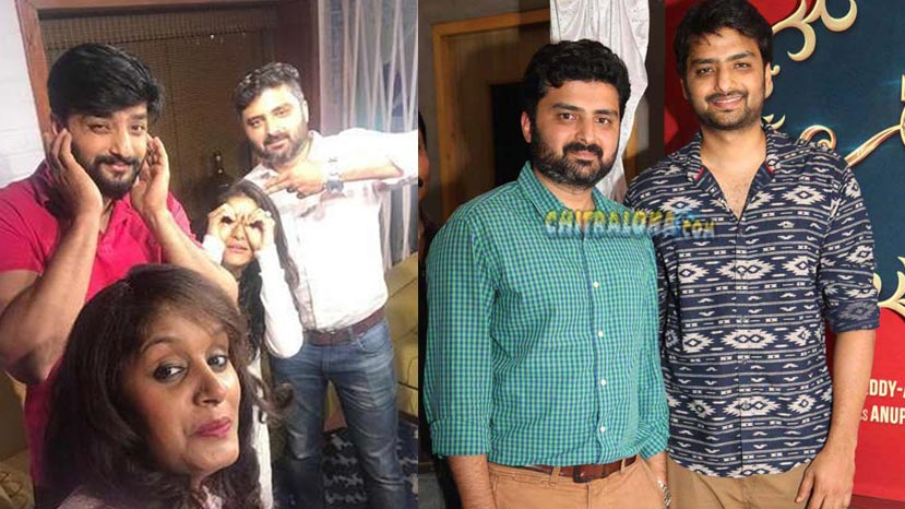 rajaratha team with rapid rashmi