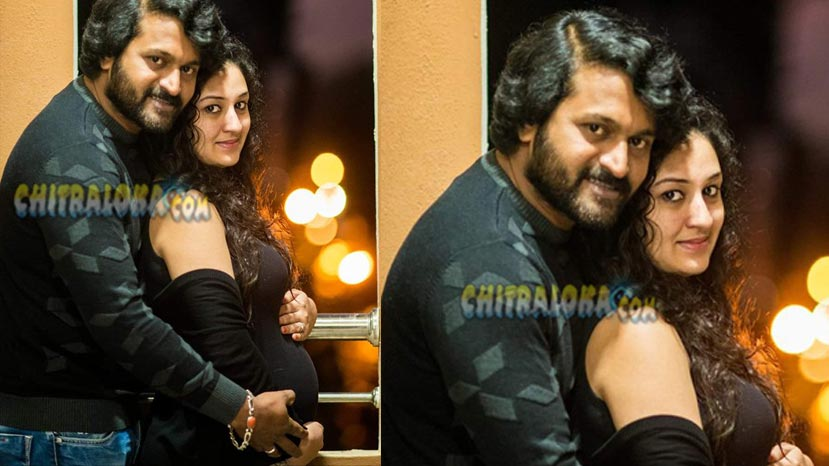 rishab shetty wife pragathi's production number 1