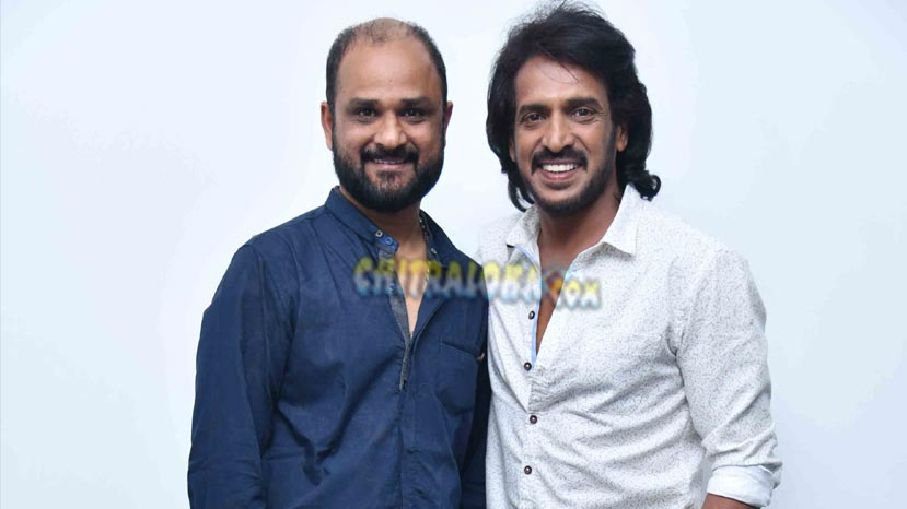 shashank to produce a film for upendra