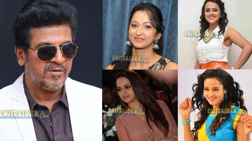 shivanna dances sandalwood beauties