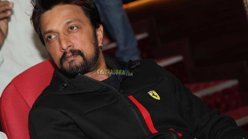 sudeep skips election campaign
