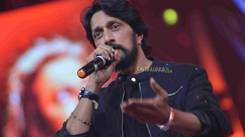 sudeep talks about the villain moments