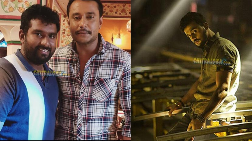 darshan to release bazaar songs