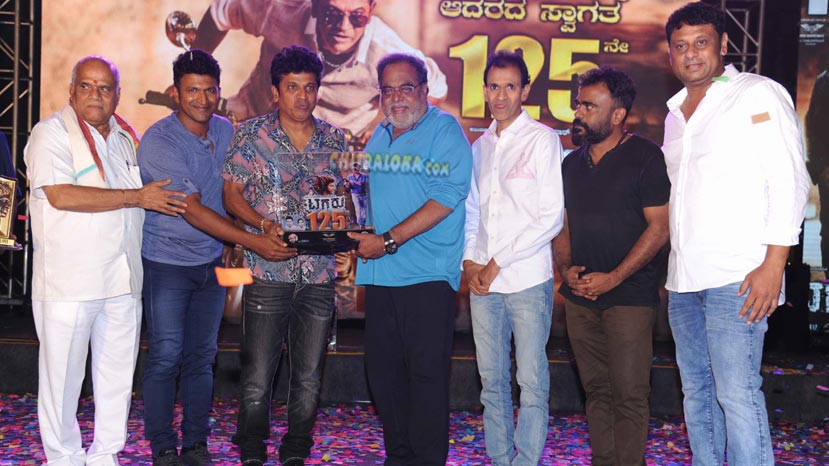 tagaru team celebrates 125 days