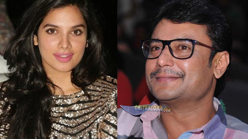 tanya hope as second heroine in darshan's 51st film