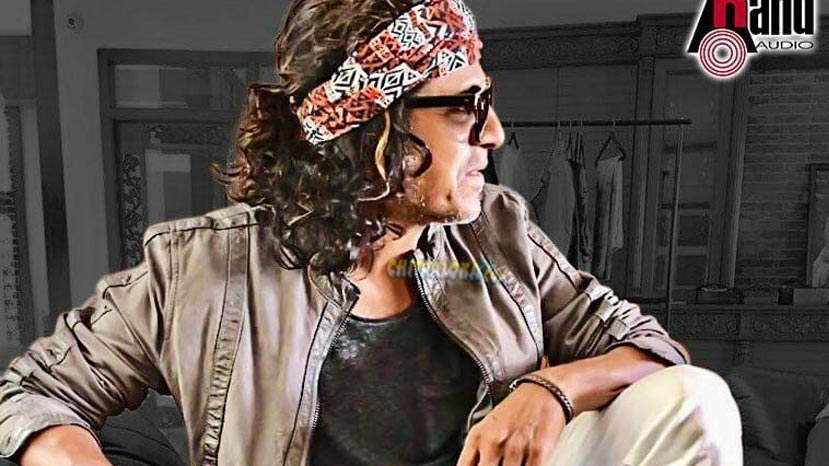 shivarajkumar's look too creates curiosity