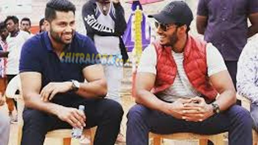 will it be abishek ambareesh vs nikhil gowda this elections
