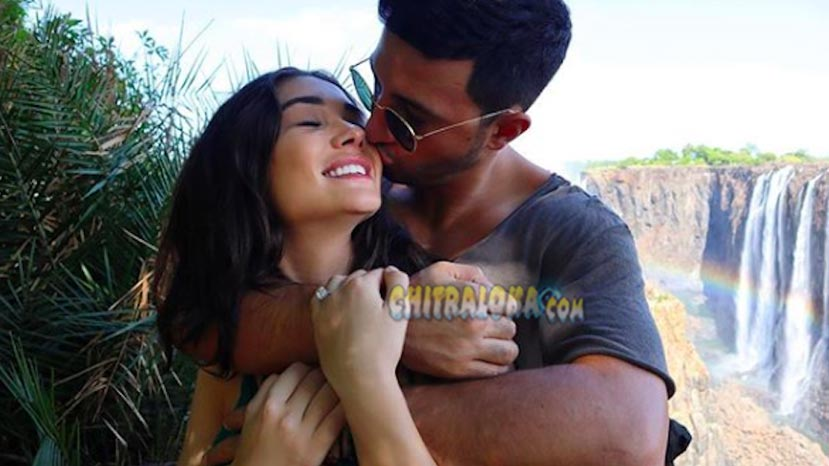amy jackson engaged to her millionarie boyfriend