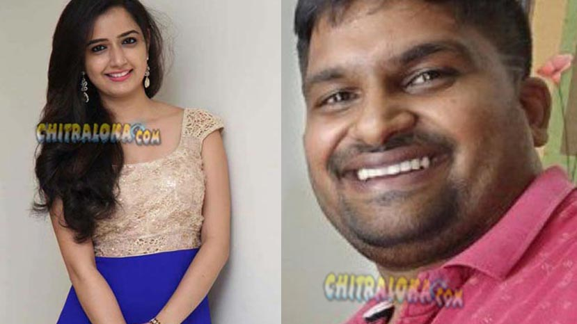 ashika selected for pavan wadeyar's film
