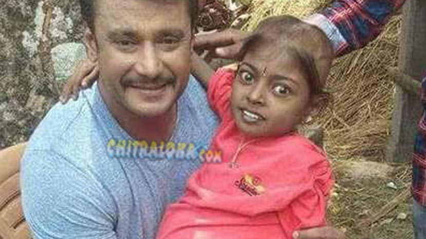 darshan's fan special kid apoorva no more