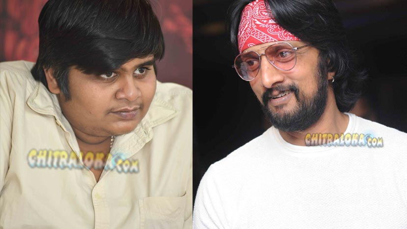karthik subbaraju to direct sudeep