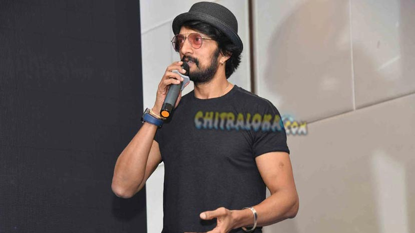 sudeep is sikhander in dabang 3