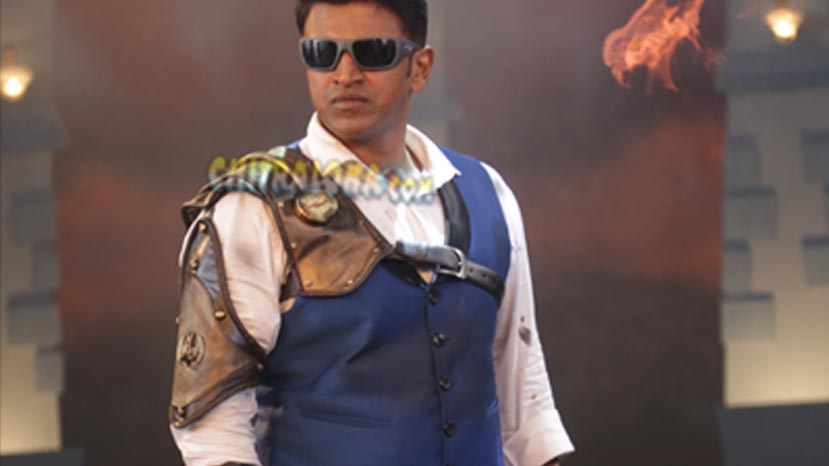 he is the secret star behind puneeth's style
