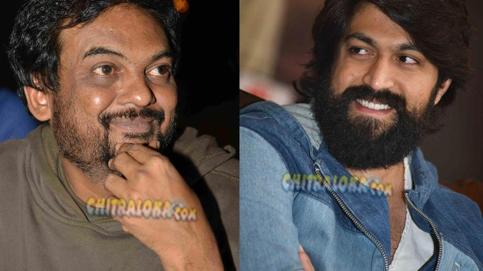 yash in puri jagannath movie ?