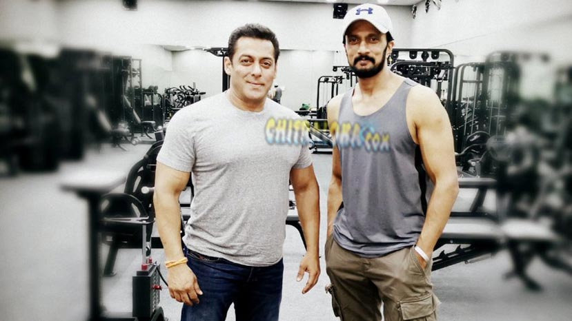 sudeep in dabang 3 sets