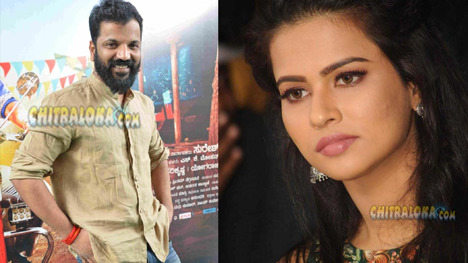 sathish ninasam and shramila mandre pair up for next film