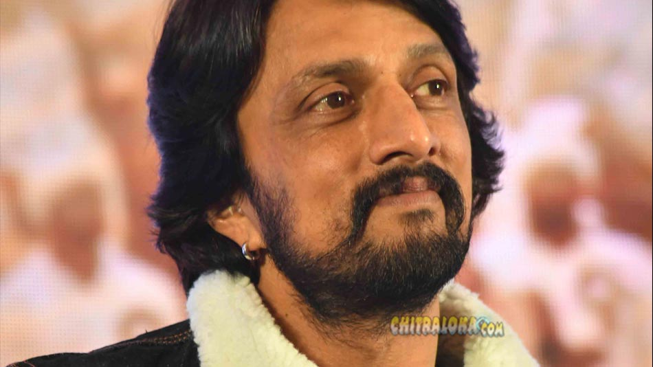 kiccha in phantom from january