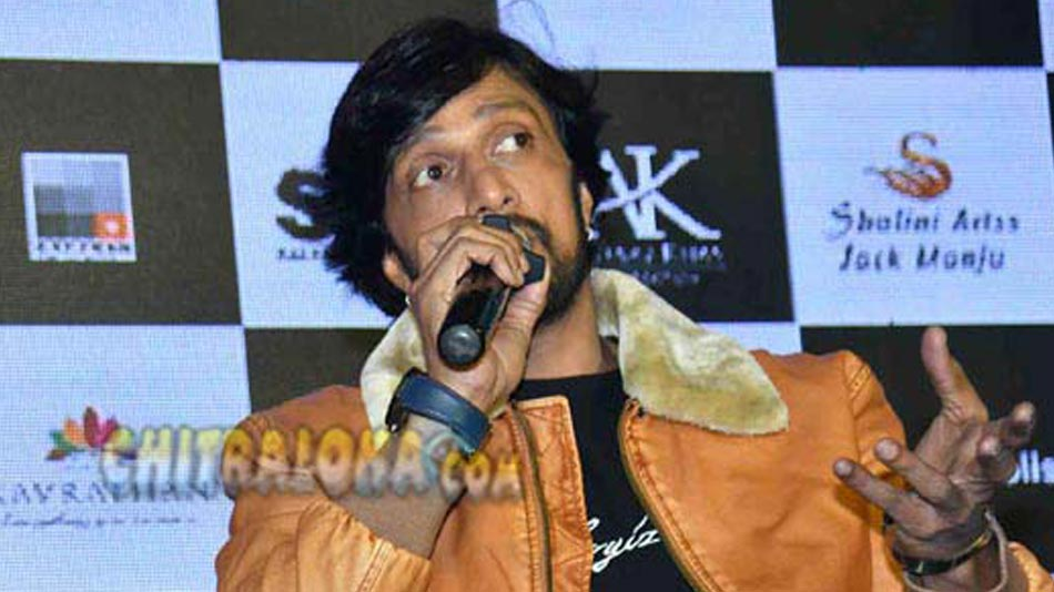 its tollywood calling for namma kiccha