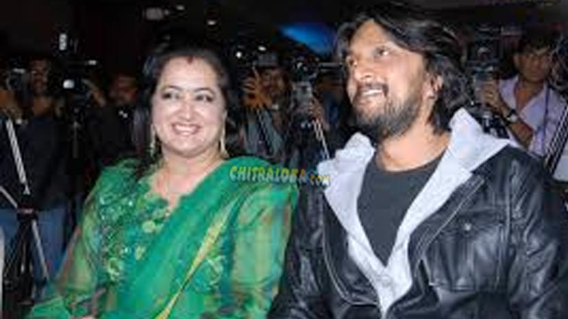 sudeep reacts on sumalatha's political campaign