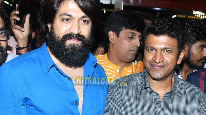 yash puneeth to act together in a movie