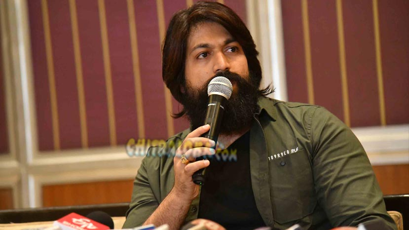 yash speaks about kgf chapter 2