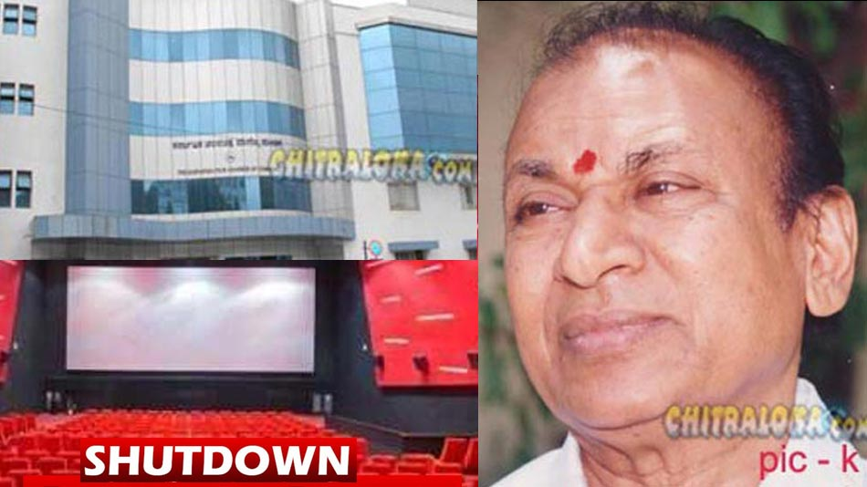 after rajkumar kidnap, kananda film industry faces the longest shut down