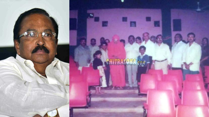 gubbi sri channabasaveshwara talkies turns 65