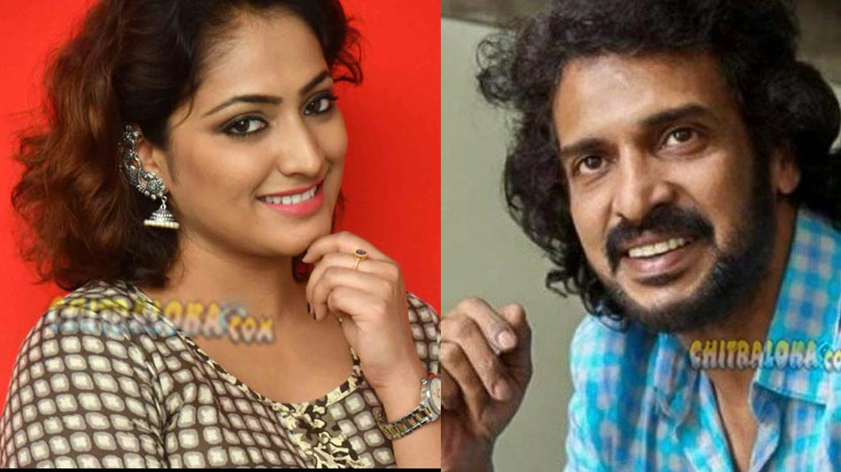 upendra and haripriya to pair up for the firt time