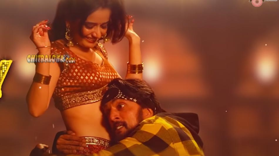 Kotigobba 3' Song Gets 2.5 Million Hits In 20 Hours