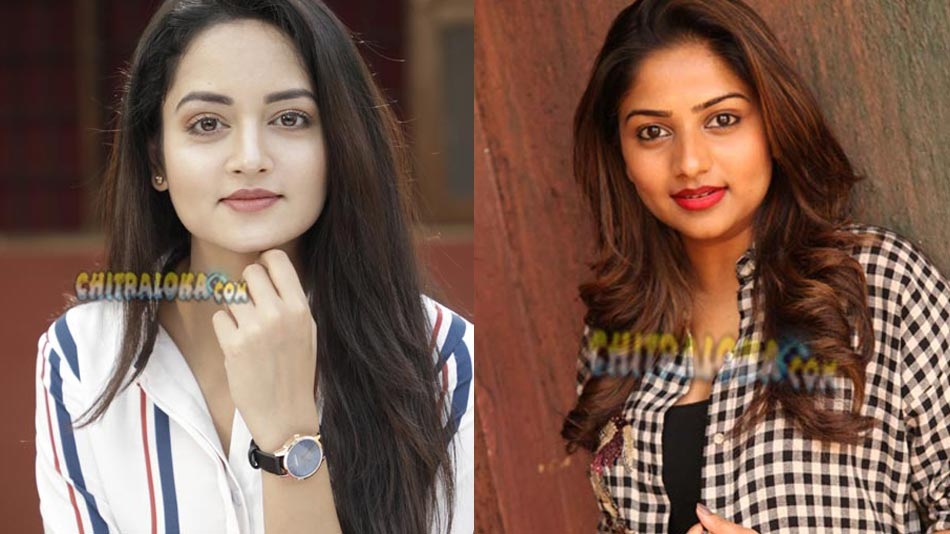 Shanvi Replaces Rachita Ram In 'Kasturi Mahal'