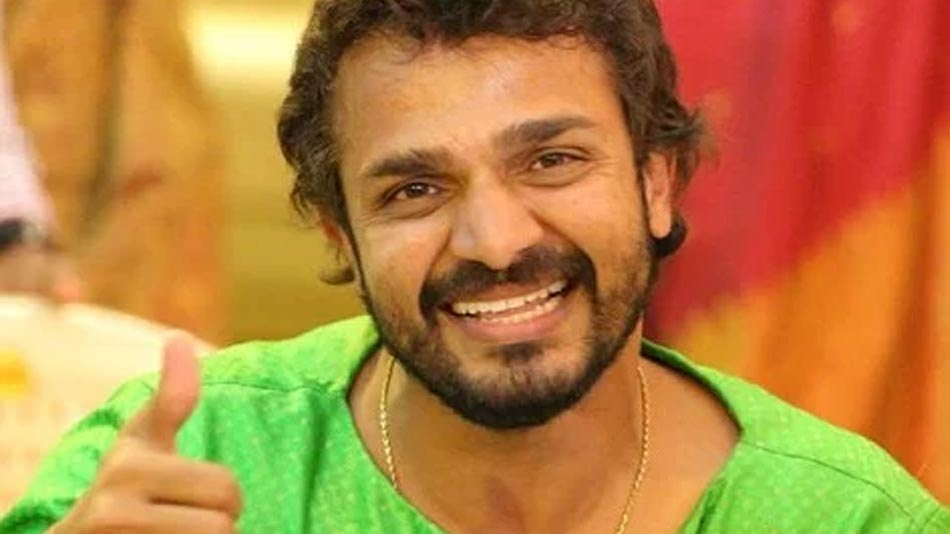 Vijay Raghavendra's New Film 'Savithri' Launched