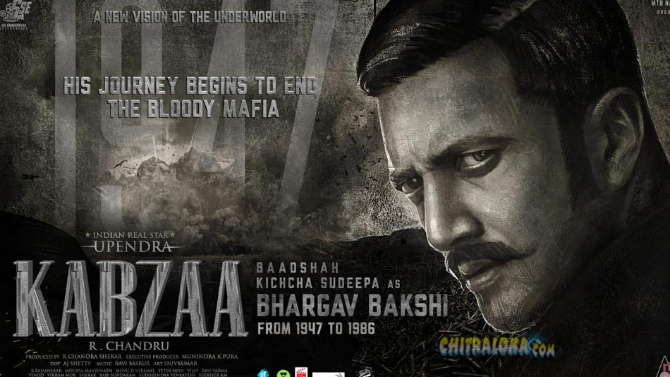 Is Sudeep The Protagonist Or Antagonist In 'Kabzaa'?